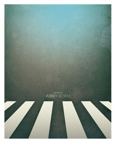 Smooth Minimal - Abbey road  by Greg-guillemin