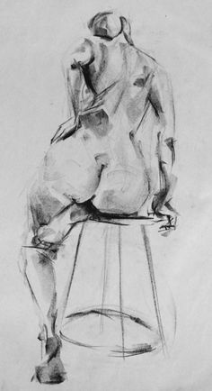 """What is a gesture drawing?"" A gesture drawing is basically a quick drawing that captures the essential gesture of a subject in its most distilled form. Gesture is everywhere, embodied …"