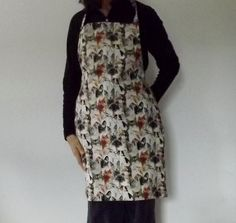 Full Apron With Cats Cats and more Cats by TheLazyChickenCoop, $10.00