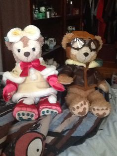 Duffy and Shellie may