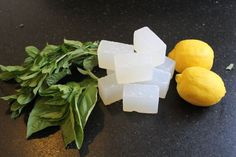 Homemade Soap Recipe with Herbs + Citrus | HelloNatural.co #ThinkSpring