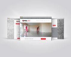 Разработка сайта Poltec