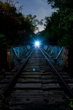 always a light at the end of the tunnel