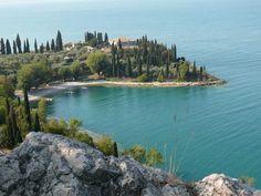 Ich liebe diese Bucht.... Punta San Vigilio - Gardasee