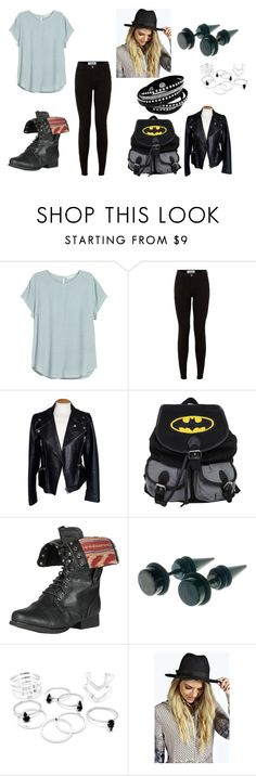 """""""Outfit"""" by taylor-ross115 on Polyvore featuring Alexander McQueen and Boohoo"""