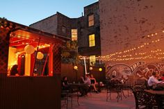 Best Rooftop Happy Hour- Night of Jay in Williamsburg, Brooklyn. $6 cocktails…