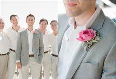 Soft And Romantic Beach Wedding - The Wedding Chicks