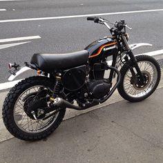 M&M's motorcycle BLOG