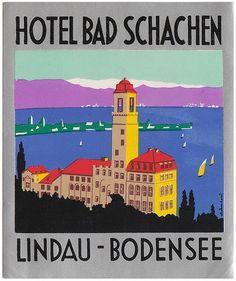 GERMANY - Germania - Lindau - Hotel Bad Schachen   Flickr - Photo Sharing!