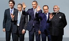 World leaders duped by manipulated global warming data | Daily Mail Online