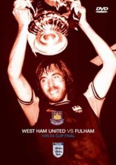 1975 FA Cup Final West Ham United v Fulham [DVD]: Amazon.co.uk: 1975 Fa Cup Final: DVD & Blu-ray