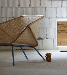 Cadeira Colony Skrivo  (Foto: Gabriele Lemanski )