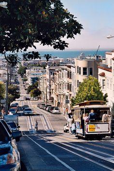 See San Francisco again. Living In San Francisco, San Francisco City, San Francisco Travel, San Francisco California, California Usa, San Francisco Skyline, Images Of California, San Diego, Long Beach Los Angeles