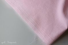 I've had some requests recently for sewing basics. This is an area that I have considered incorporating into my posts more regularly. Instructions for basic sewing techniques can be found scattered all over the web, but it would be great to have some of these here on Girl. Inspired. for organization and easy reference in …