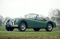 Jaguar XK 140 3.4 Litre DHC, 1956