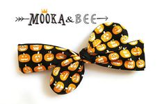 Halloween baby headband,Halloween headband, pumpkin topknot headband, Halloween pumpkin headband, baby head wrap, hallowen baby top knot,bow