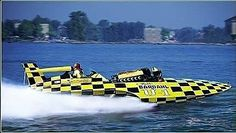 """1968 """"Miss Bardahl"""" classic unlimited class hydroplane"""