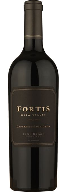 """2009 FORTIS, Inspired by our commitment to quality and innovation, a vision emerged in 2003 to produce a wine that would embody the absolute best our estate vineyards have to offer. by carefully constructing a tête de cuvée from those vineyard blocks that emerge as standouts from the vintage, regardless of appellation, we've created an ultra-reserve Cabernet, dictated only by the philosophy of """"simply the best."""""""