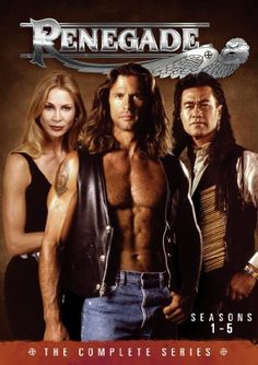 Renegade: Complete Series: Lorenzo Lamas, Branscombe Richmond, Fred Williamson, Kathleen Kinmont, Stephen J Cannell Lorenzo Lamas, 80 Tv Shows, Great Tv Shows, Renegade Tv Show, Fred Williamson, Beyonce Album, Mejores Series Tv, Capas Dvd, Childhood Tv Shows