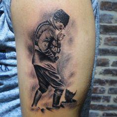 www.tattnroll.com Trash polka skull tattoo, tattoo, tattoo, tattnroll, Tatt'n'Roll, tattoo artists, Emre Eren, Datça, Izmir, tattoos, realistic tattoos, tattoo, art, artist, artists, studio, dovme, dövmeci, dövmeciler, tato, tatto, Atatürk, Kocatepe