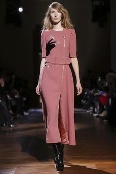 Carven Ready To Wear Fall Winter 2014 Paris - NOWFASHION