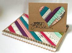 washi, washi, washi! #cards #washi #tape