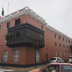 Balcón Hotel Libertador #trujillo #peru