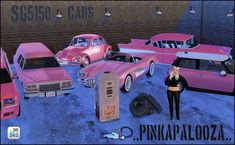 Loveratsims4: SG5150 car conversions • Sims 4 Downloads
