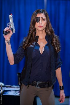 The Governor (from The Walking Dead) #cosplay by LeeAnna Vamp | Long Beach Comic & Horror Con 2013