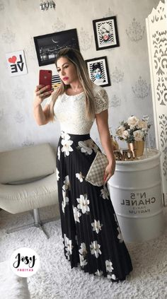 Cute Dresses, Tops, Shoes, Jewelry & Clothing for Women Modest Dresses, Modest Outfits, Skirt Outfits, Modest Fashion, Pretty Dresses, Fashion Dresses, Queen Fashion, Western Dresses, Chic Dress