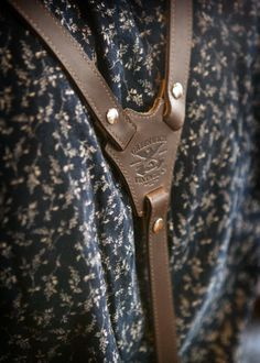 Greenwich Vintage Co. x Leatherworks MN – Orginal Reversible Leather Desert Camo Suspenders Additional Photos-SR Leather Harness, Leather Belts, Leather Tooling, Leather Men, Brown Leather, Leather Accessories, Fashion Accessories, Mode Mori, Leather Braces