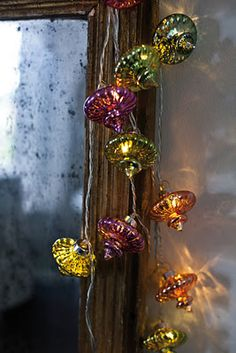 Kasbah Lights Cox and Cox Lead length garland length 50 Christmas Lights, Christmas Time, Christmas Decorations, Holiday Decor, Christmas Ideas, Christmas Storage, White Christmas, Christmas Ornaments, Bohemian Christmas
