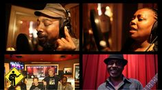 """Enjoy this video of the PFC Band performing Miriam Makeba's classic hit, """"Pata Pata"""" live at Apogee Studio's in Santa Monica, CA. Pata Pata is the name of a . Music Albums, Music Songs, Music Stuff, Santa Monica, Miriam Makeba, Living In Brazil, Studios, Charming Man, Artist Names"""