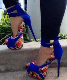 shoes blue pumps blue heels heels strappy gold and blue gold leggings royal blue high heels cute high heels ball dress stilettos
