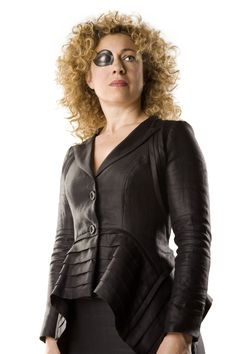 River in The Wedding of River Song