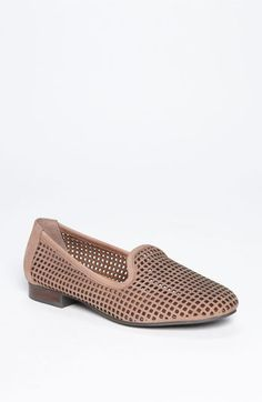 Cut-out leather is on-trend, and these rosewood flats are comfy and versatile. Adam Tucker Me Too Slip-On | Nordstrom