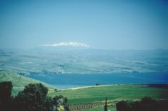 Follow Jesus footsteps around the Sea of Galilee