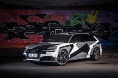 Audi RS 6 Camo Edition