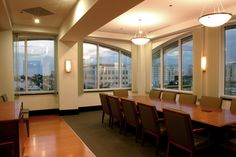 Executive Conference Room designed by Pieper O'Brien Herr Architects
