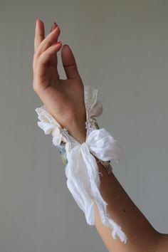 bohemian cuff / jewelry boho / gypsy by cornerofthegarden on Etsy, $45.00