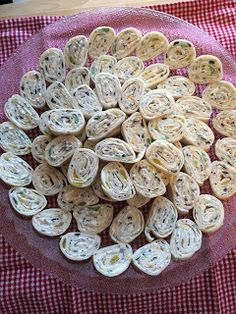 EAT ME: Tortilla Pinwheels