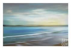 Ocean Plains Print by Tandi Venter at Art.com