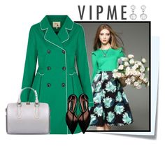 """vipme 14"" by elenb ❤ liked on Polyvore featuring Post-It, Steve Madden, women's clothing, women, female, woman, misses and juniors"