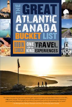 Not your typical travel guide, Robin Esrock's recommendations encompass outdoor adventure and natural wonders as well as the unique food, culture, and history of the Maritimes. ...