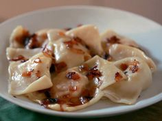 Pierogies Recipe : Food Network - FoodNetwork.com