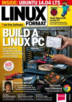 Build a Linux PC - Get a better desktop, media centre and home server today, Cool for School.