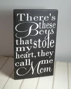 Im blessed to be a mommy of two amazing lil boys. They definately stole my heart!