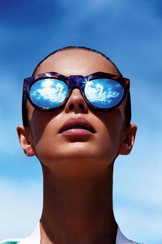 Summer Noir: Le Specs Unleashes Sultry, Under-$100 Sunnies #refinery29 http://www.refinery29.com/le-specs#slide3