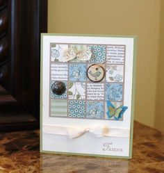 Sweet Summer Collage by connie tumm - Cards and Paper Crafts at Splitcoaststampers