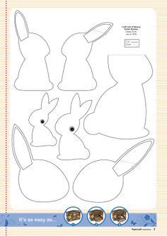 pin97.templates3.jpg (1240×1754) from http://papercraftinspirations.themakingspot.com - bunnies